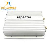 Quality 5000sqm 85dB 3W High Gain Power GSM 850MHz Mobile Cell Signal Repeater Booster Amplifier for sale