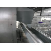 Quality Professional Chicken Battery Cages Layer Farming For Closed Chicken House for sale