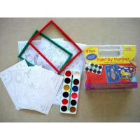 Quality Educational Toy--Paint by Number for sale