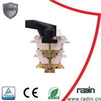 Quality Backup Manual Generator Switch ODM Available Load Isolation TUV RoHS Approved for sale