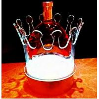 Best Champagne LED Crown Ice Bucket ,plastic ice bucket /ice pail wholesale