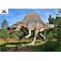 Quality Park Decorative Artificial Dinosaur Garden Ornaments Life Size Dinosaur Decoration Models for sale