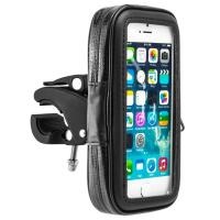 Best iPhone 4 4S 5 5S 5C Phone Rotating Bike Mount Holder Waterproof Pouch Cover Case wholesale