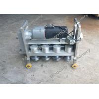 Quality Electric Auxiliary Machinery Standing Seam Roof Sheet Metal Seamer Machine for sale