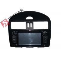 Quality 4G WIFI Allwinner T3 Android Car Navigation System Nissan Tiida Car Stereo OBD Support for sale