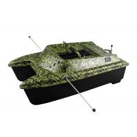 Quality DEVICT bait boat DEVC-308 camouflage Catamaran bait boat style rc model for sale