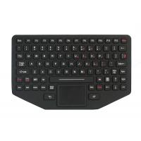 Buy cheap Customized Mini 89 key Silicone Industrial Keyboard Ruggedized keyboard from wholesalers
