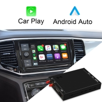Quality Carlinkit Wireless Apple Carplay Adapter For VW Volkswagen Golf B8 SEAT for sale