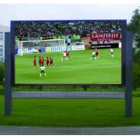 Quality High Definition Outdoor Full Color scrolling LED Video Display P12 For stadium for sale