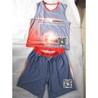 Best Latest Kids Basketball Jersey Uniform Design wholesale