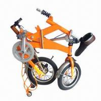 Quality Folding Bike with Unique Features, Suitable for Adults for sale
