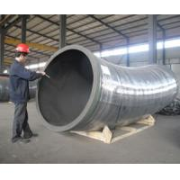 Quality butt weld fittings pipe bend for sale