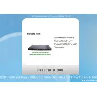 Quality FWT2010-8-300 gsm modem terminal for sale