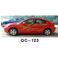 Best Waterproof Car Body Sticker QC-123F / Car Decoration wholesale