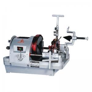 China QT4-CI 4 inch pipe threading cutting machine on sale