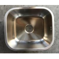 Quality WenYing Stainless Steel Material and Undermount Installation Type stainless steel kitchen sink  WY-4439 for sale