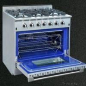 China 6 Burner Gas Range/36 Gas Range on sale