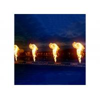 Quality Contemporary Outdoor Musical Fountain With Fantastic Fireworks Image for sale