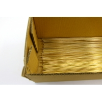 Quality 10kg Per Roll Weld 3.0x1000mm Brass Brazing Wire for sale