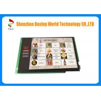 Quality Android 4.4 TFT LCD Touch Screen , 10.1inch Self Order Kiosk TFT Display Screen for sale