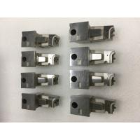 China Oem Injection Moud Precision Cnc Machined  Parts With Wire EDM on sale