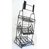 Best Cosmetic Store Retail Gondola Shelving Nail Polish Display Shelf 3 - Tier wholesale
