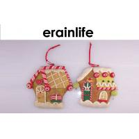 Quality Restaurant Christmas Decoration Accessories Hang Painting House for sale