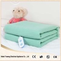 Quality Hot Sales Double Printing Electric Blanket for sale