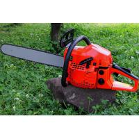 Quality Multi Color 12 Inch Gas Chainsaw , High Power Lightweight Gas Chainsaw for sale