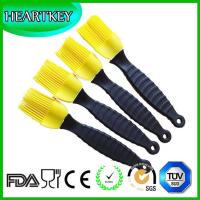 Quality Silicone Pastry Brushes Oil Basting Brush and Basters with Solid Core for sale