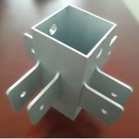 Quality Great quality low price customized cnc machined aluminium components for sale