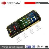 Quality RFID Wireless Handheld Barcode Scanner Android 1GB RAM + 8GB ROM for sale
