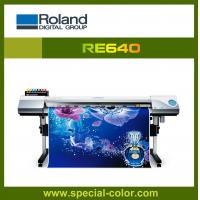 Best 1.6m eco solvent printer.roland RE640 with Epson dx7 print head,original from Japan wholesale