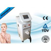 Quality Painless 808nm Diode Permanent Laser Hair Removal Machine 5 - 1500ms Adjustable for sale