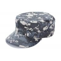 Quality Unisex Airsoft Flecktarn Military Camo Hats For Combat Customized Design for sale