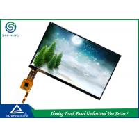 Cheap Industrial Capacitive Touch Screen Multi Touch Layers / GFF Touch Panel for sale