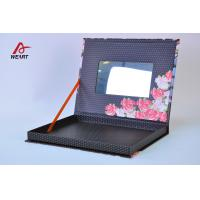 Best Customized Printed Cosmetic Paper Box With Mirror wholesale