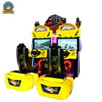 Quality Fashionable Design Racing Game Machine For Amusement Center 110V/220V for sale