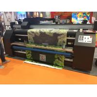 Buy cheap Doubel vision fabric printing machine /  Flag plotter / Digital plotter from wholesalers