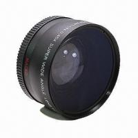 China 58mm 0.45x Wide Angle Camera Lens with Macro, Front Thread, 62mm for Canon/Nikon/Sony DSLR on sale