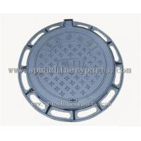 Quality China Supplier OEM Service High Quality Ductile Iron Cast Manhole Cover for sale