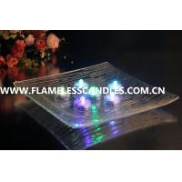 Buy cheap Color Changing Submersible Tealight, Water Proof Tealights, Set Of 6 from wholesalers