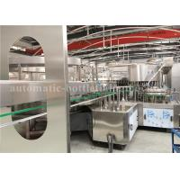 Quality 24000BPH Pepsi Cola / Soda Filling Machine , Soft Drink Production Line for sale