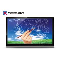 China Electronic Smart Interactive Whiteboard 86 Inch 3840×2160 Resolution on sale
