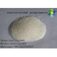 Buy Bodybuilding Supplements Testosterone Anabolic Steroid Test Propionate CAS 57-85-2 at wholesale prices