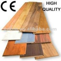 Quality HDF Laminate Flooring, High Quality Laminated Wooden Flooring for sale