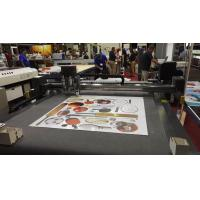 China Paper Board Box Sample Maker Cutting Plotter Machine South Africa Exhibition on sale