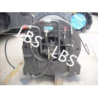 Quality Fully Machined Offshore Winch Hydraulic Traction Hoist Wire Rope Winch for sale