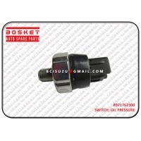 Nqr75 4hk1 Press Oil Switch 8971762300 Of Isuzu Replacement Parts