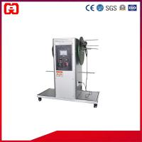 China Power Cord Bending Test Machine GAG-K814 10 ~ 180 Degrees Adjustable on sale